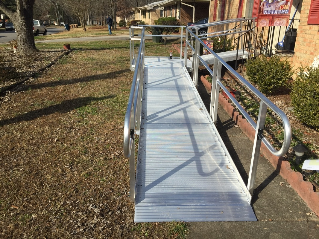 Home Metal Ramp Akron OH