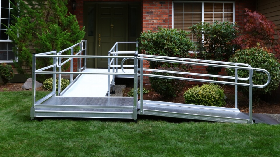 Wheelchair Ramp for Home Cleaveland