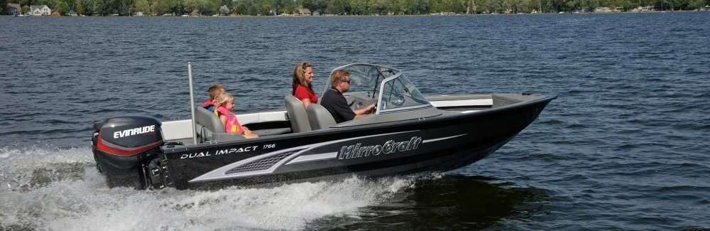 2018 MirroCraft Boats in NH