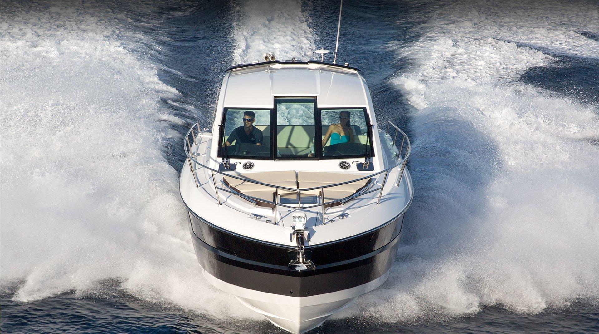 Monterey Cruising Yacht