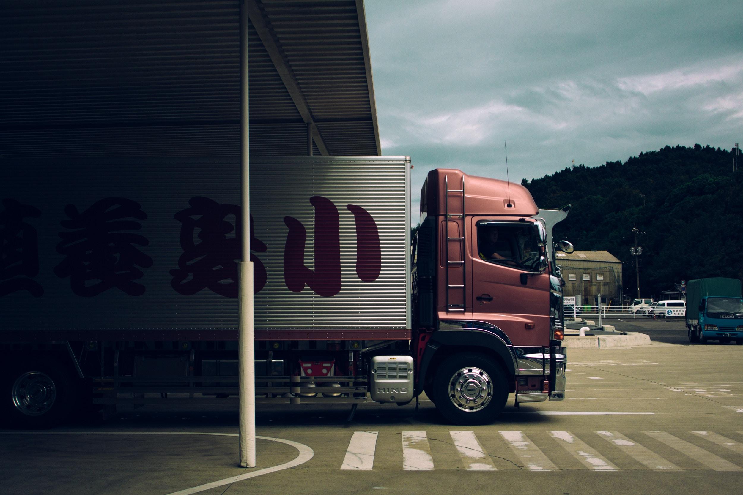 Japanese Semi Truck