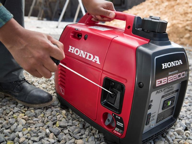 2019 Honda Power Industrial Generators EB2200i