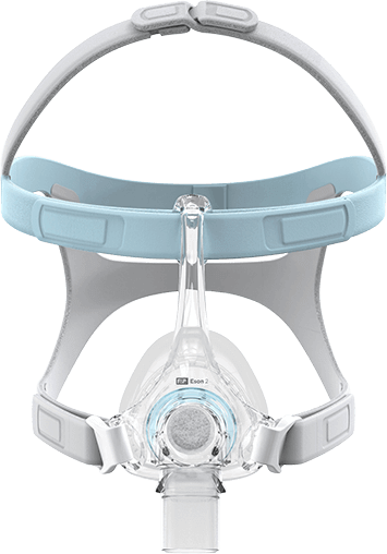 Fisher CPAP mask