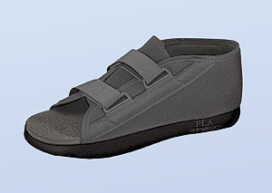 C3™ Post Op Shoe With Microban®