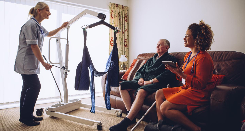 Patient Lift Rentals | Medi-Source Home Medical | Atlanta, GA