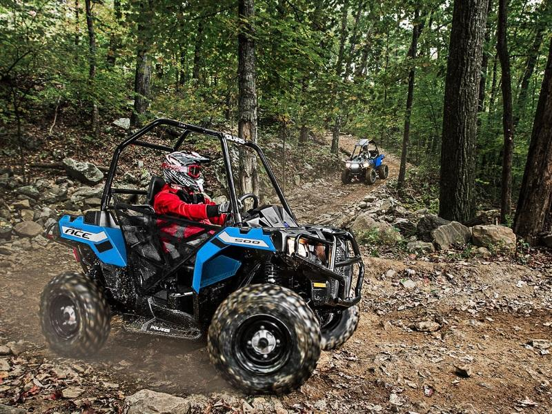 2019 Polaris® ACE® 500